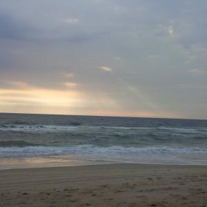 Sunrise at Corolla