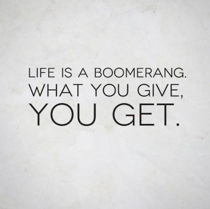Get-what-you-give-giving-back-picture-quote