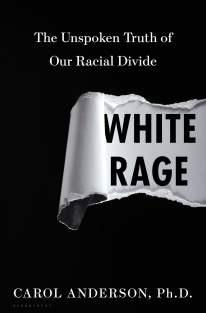 White Rage jacket art