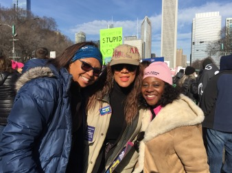 Womens March - Dawn IMG_3254