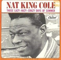 Nat King Cole lazy summer